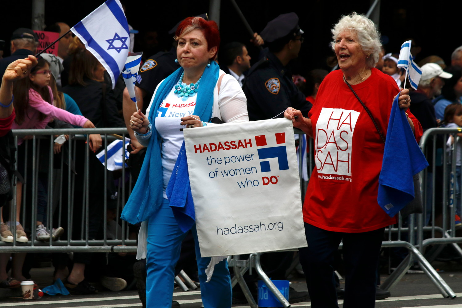 Hadassah The Women's Zionism Organization of America was founded over a century ago, before there was a state and before women could vote.