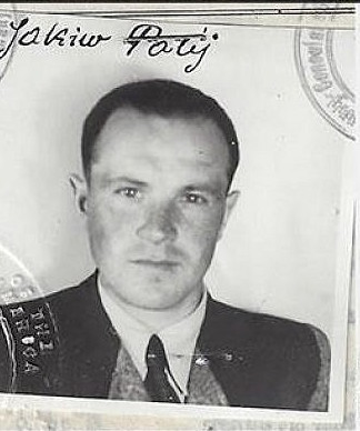 The U.S. Passport photo of Jakiw Palij, the former SS guard deported this week.