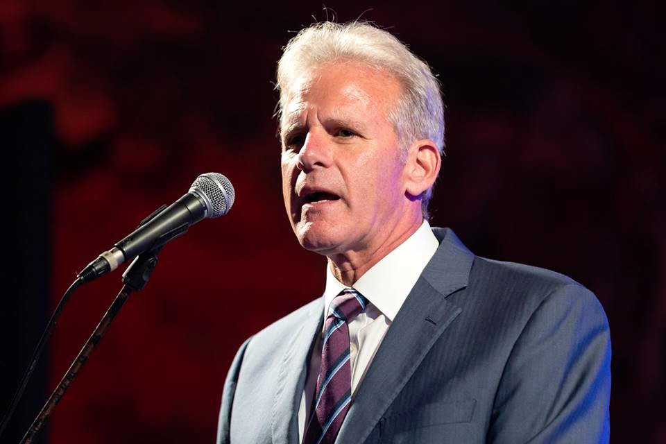 MK Michael Oren, former Israel Ambassador to the U.S., addressed the group on Sunday night.