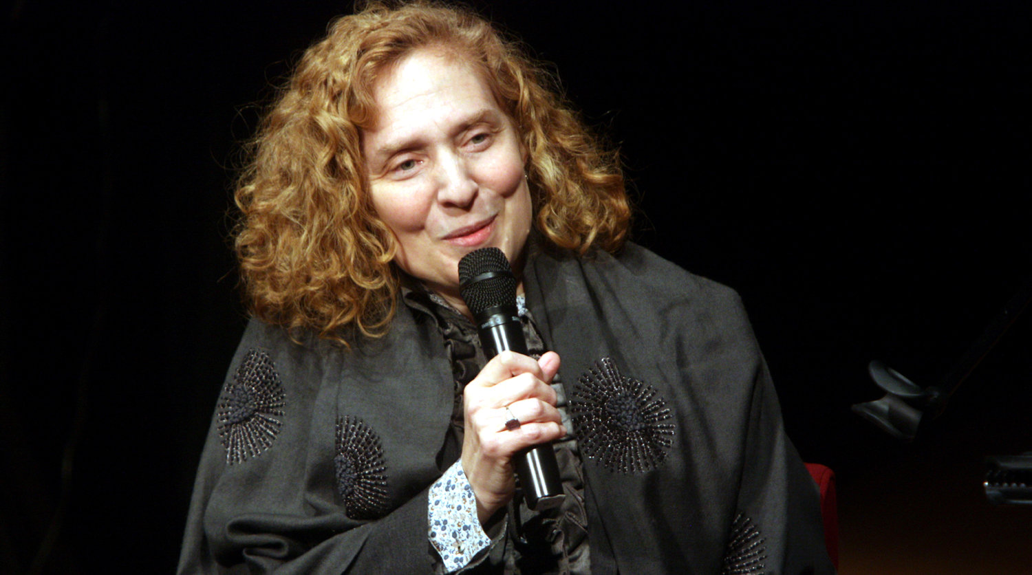 Composer Julia Wolfe in 2011.