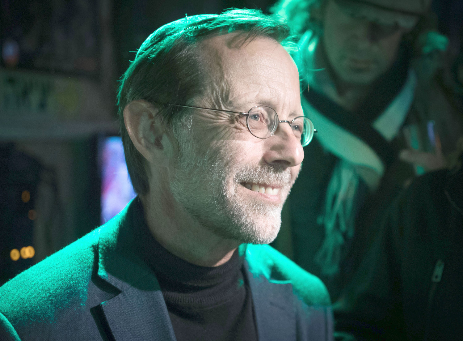 Moshe Feiglin, head of the Zehut oolitical party.