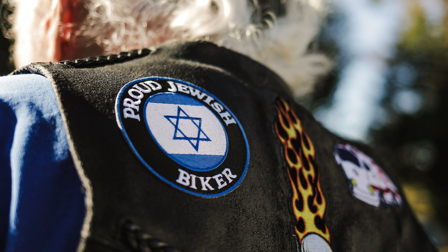"Chai Riders, a Jewish motorcycle club, is the subject of an episode of ""American Country."""