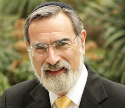 Rabbi Sir Jonathan Sacks