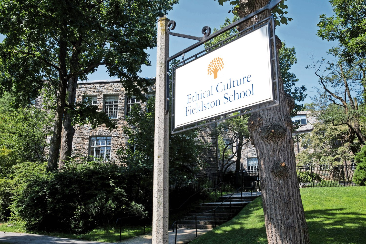 The Ethical Culture Fieldston School in Riverdale.