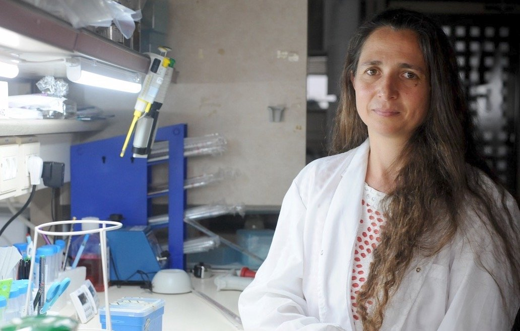 Dr. Naama Geva-Zatorsky of the Technion Integrated Cancer Center in Haifa is a cancer researcher studying bacteria that live in the gut microbiome.