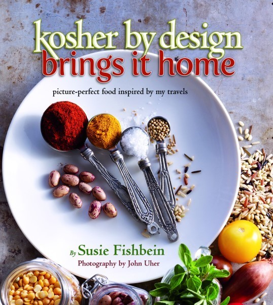 "Susie Fishbein published her final book in the series,   ""Kosher by Design: Brings it Home,"" earlier this year."