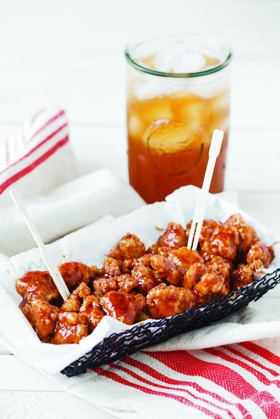 Baked Honey Barbecue