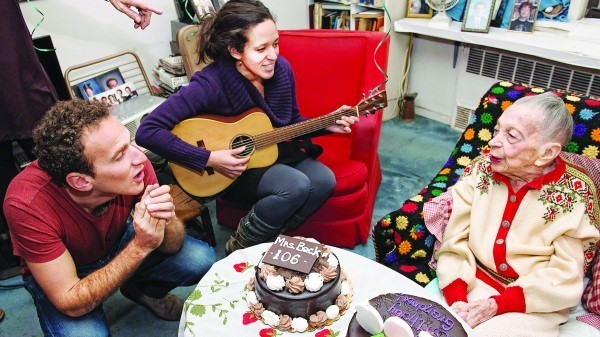 Music therapy helps celebrate family connections one note at a time.