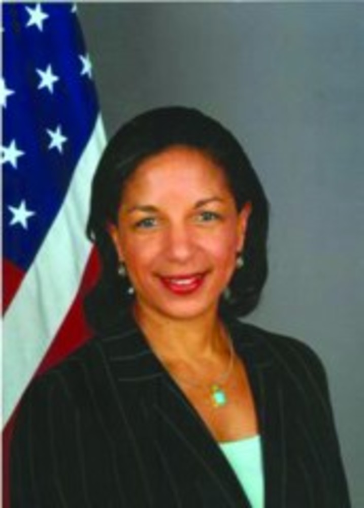 National Security Adviser Susan Rice /U.S. State Department