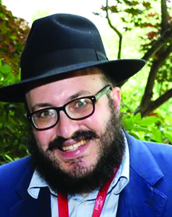 Rabbi Avi Goldstein
