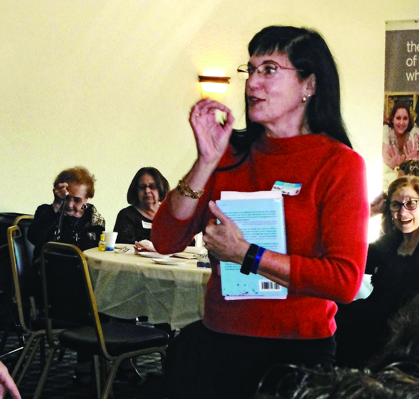 """Author Rachel Herz speaks on """"Why You Eat What You Eat."""""""