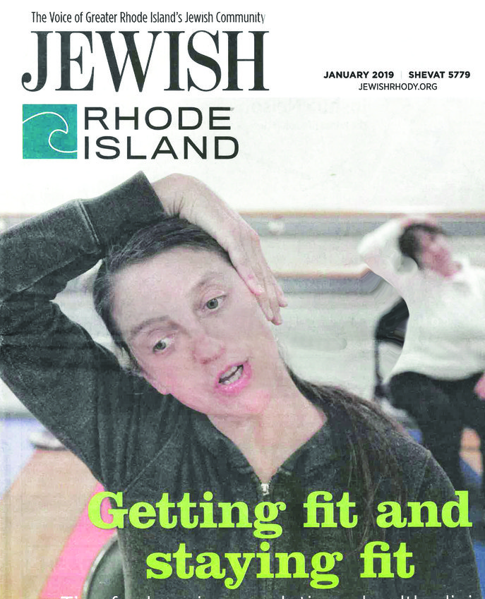 Jewish Rhode Island makes it debut in January, and becomes a monthly publication.