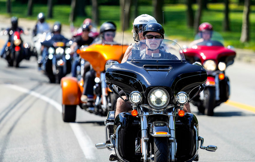 On June 6, a rally and ride was held to support Israel and against anti-Semitism. Motorcyclists started in Warwick and ended at Praise Tabernacle Church in Cranston where there were speakers.