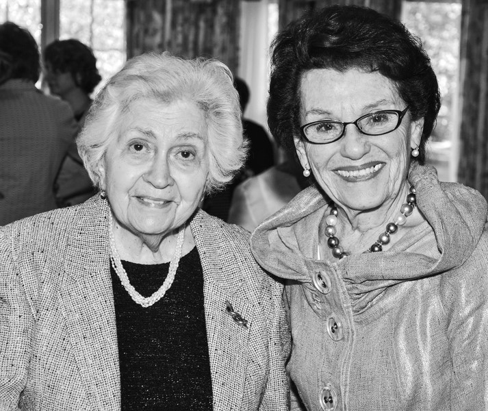 Ellie Elbaum and Nan Levine