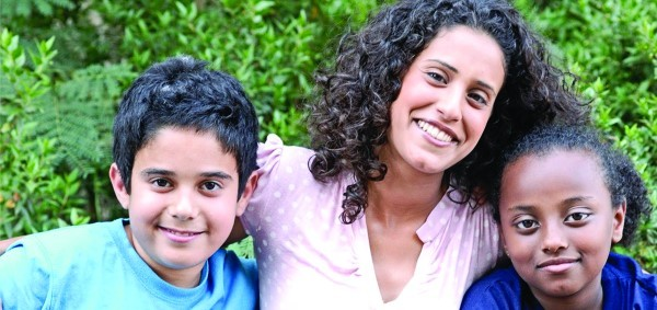 Disadvantaged Israeli youth benefit through mentorship programs with Youth Futures.
