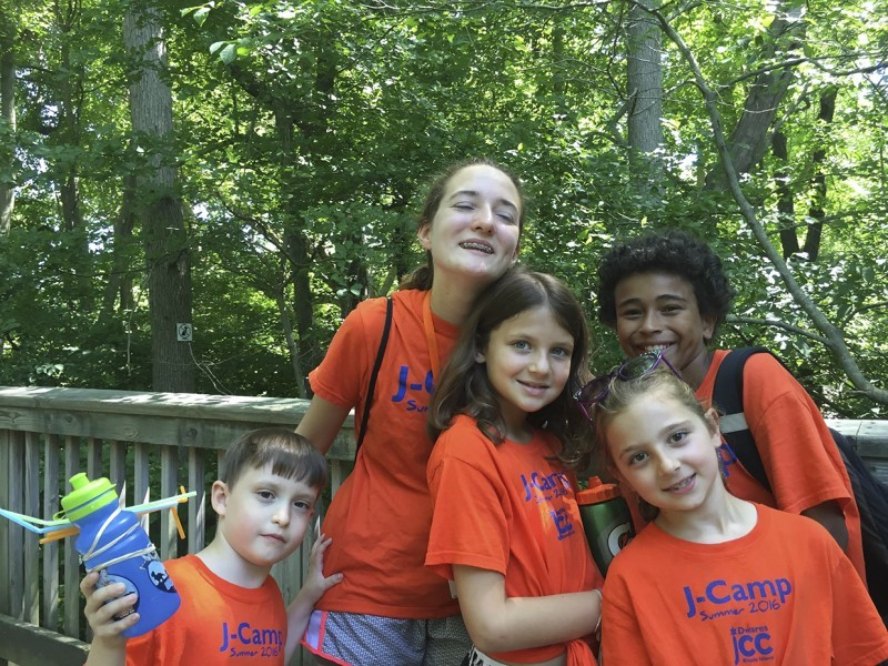 Making lasting friendships with children and counselors
