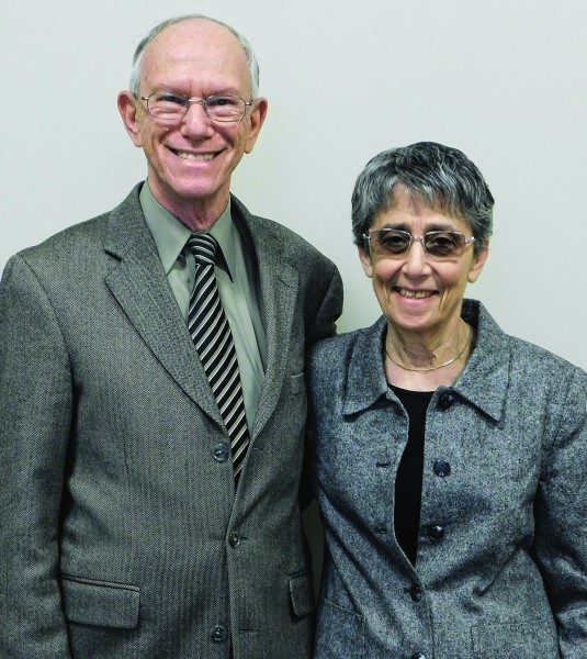 Rabbi Alvan Kaunfer and Giveret Marcia Kaunfer