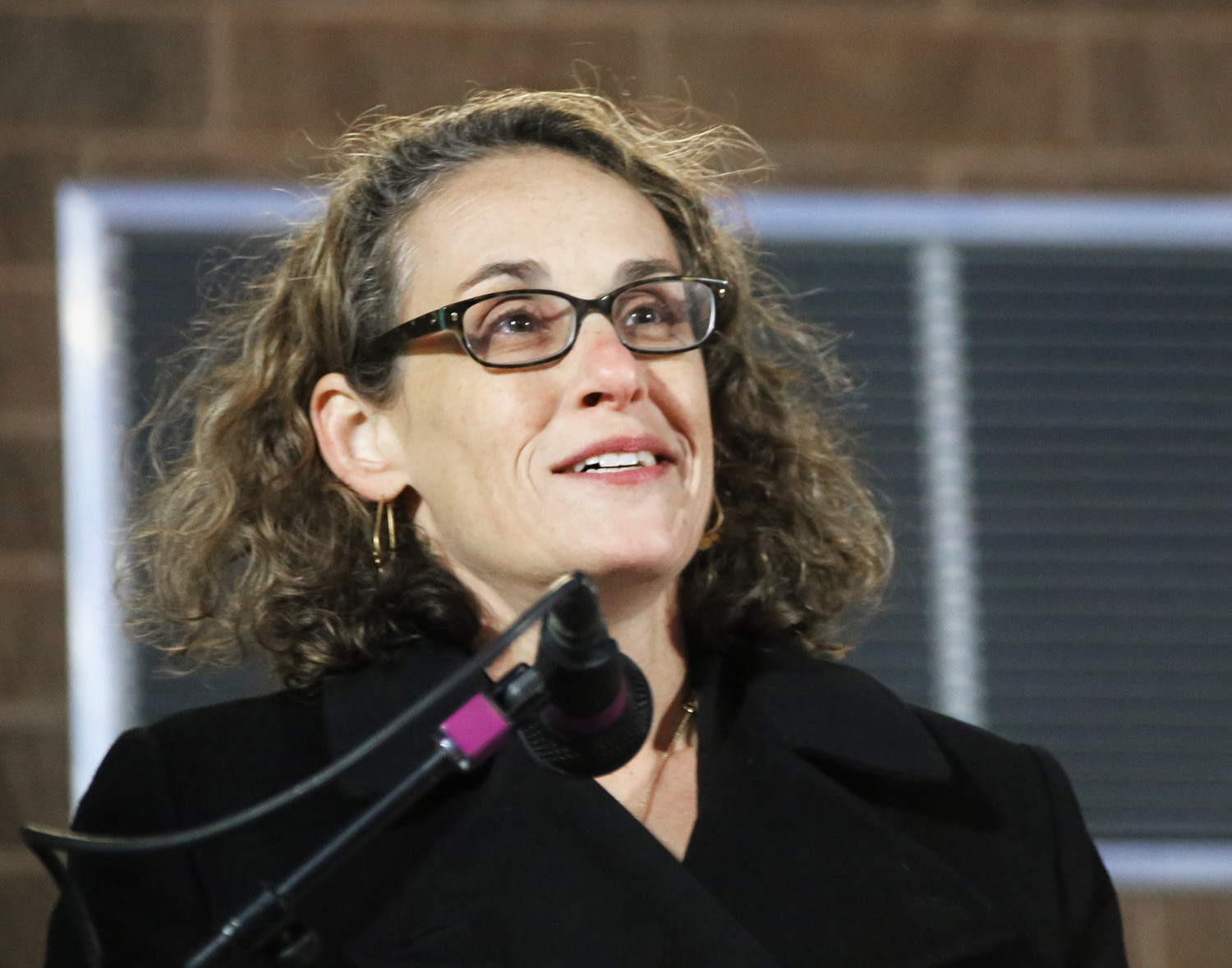 Rabbi Sarah Mack.