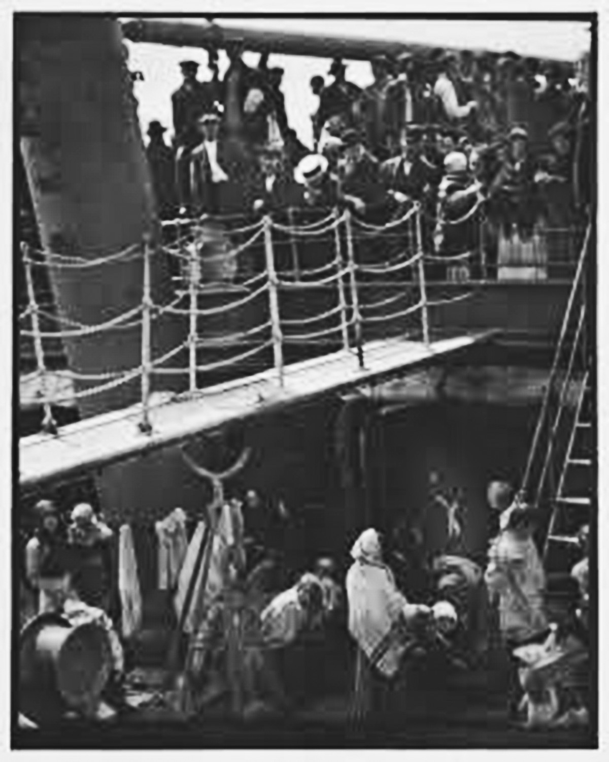 """The Steerage"""
