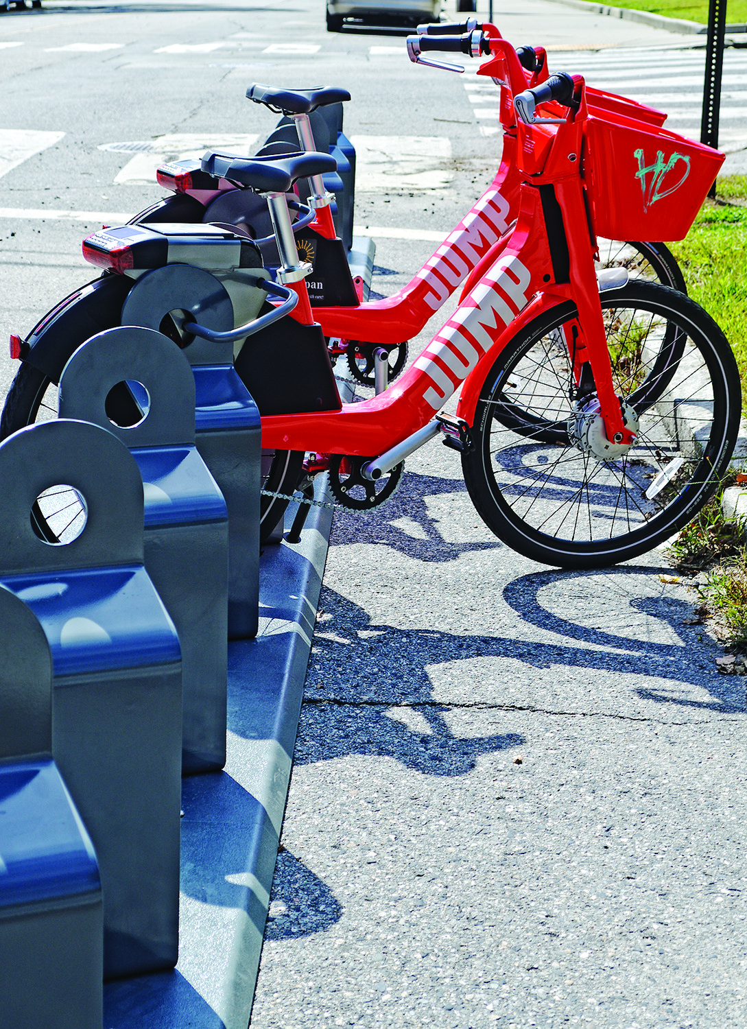 JUMP – the new way to pedal around Providence.