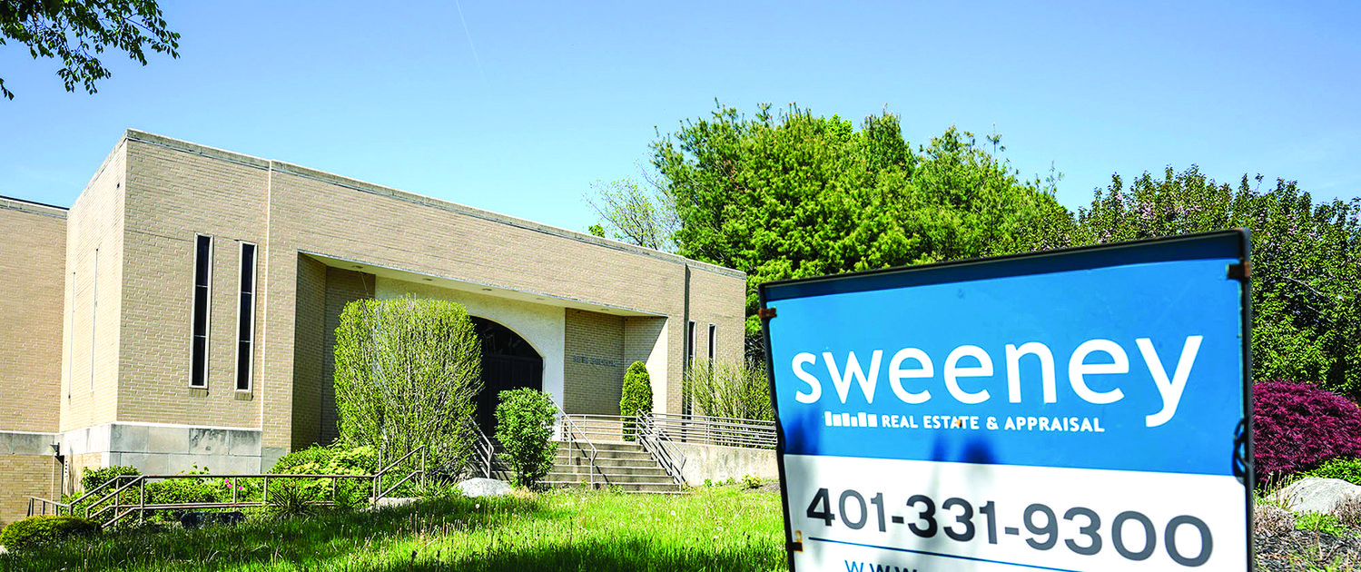Congregation Beth Sholom (Camp Street and Rochambeau) has sold their building.