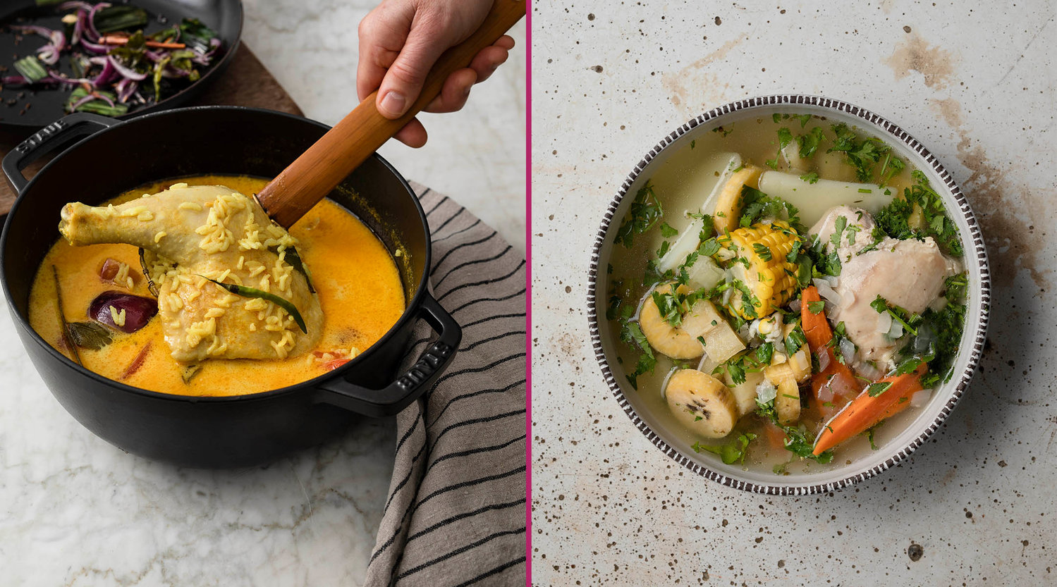 "Two takes on the classic dish featured in ""The Chicken Soup Manifesto"""