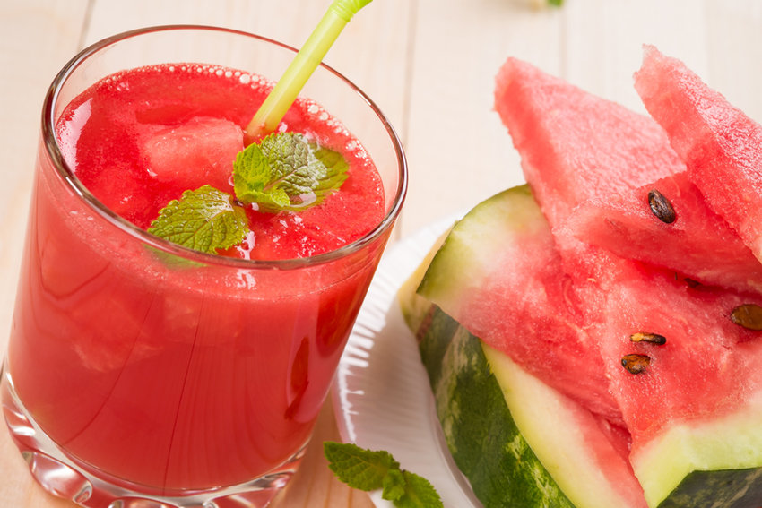 Salty Watermelon Juice