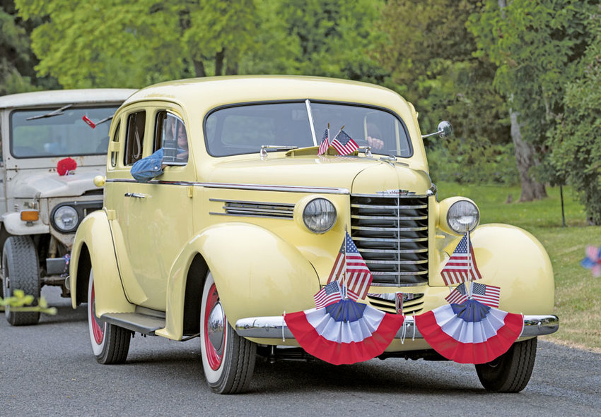 The post-pandemic urge to socialize was seen at the well-attended Fourth of July Home parade,