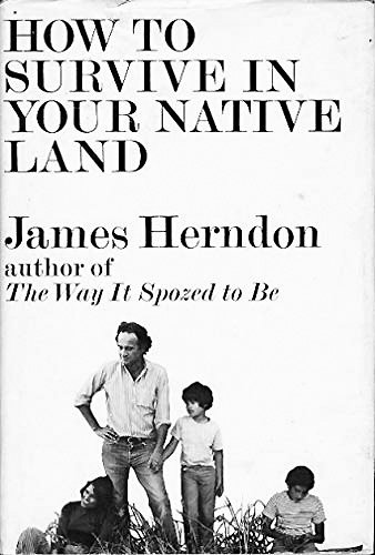 James Herndon wrote five books between 1968 and 1985 including three memoirs about his career as a teacher, which made him an influential figure in education. He died in 1990.