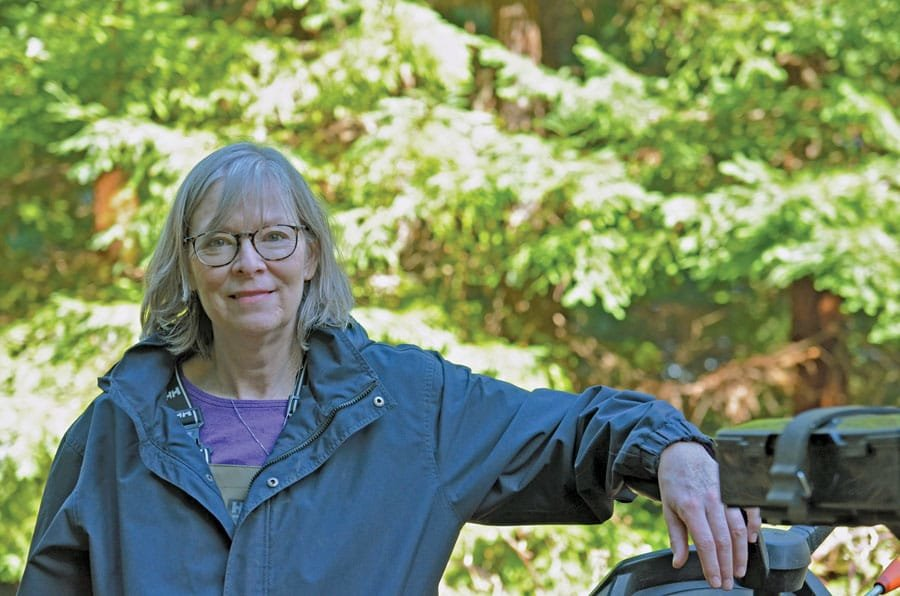 From nature lover to tree farmer, Martha Konicek is all in.