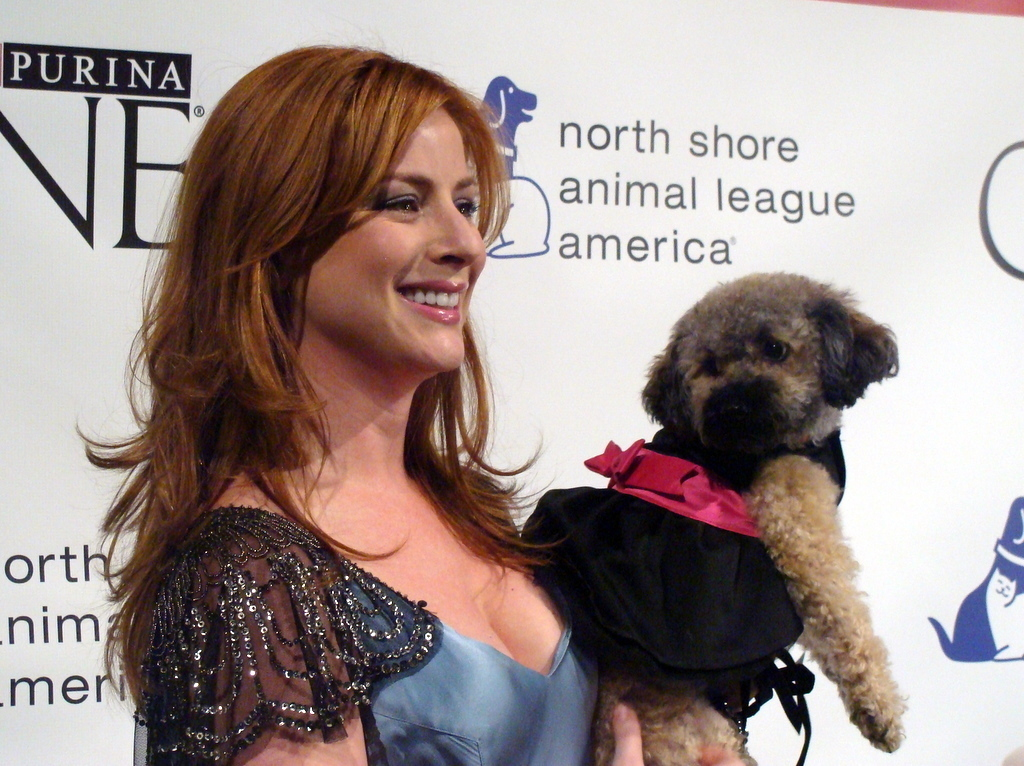 Diane Neal, actress, Law and Order, SVU
