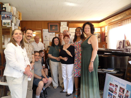 Court Street Music of Valley Stream had several participants in its recent recital.