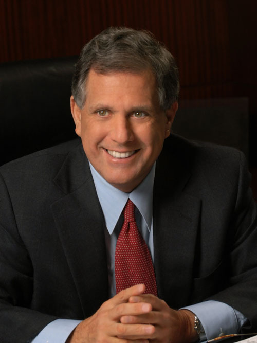 CBS President Les Moonves is a Valley Stream native and Central High School graduate.