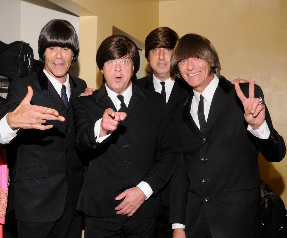 The Fab Four invaded Oceanside for a special fundraising concert for the Susan Satriano foundation.
