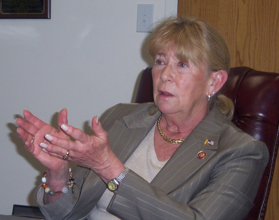 Congresswoman Carolyn McCarthy announced that she will not be running for a 10th term in office.