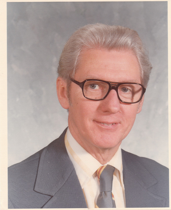 Dr. William Tucker was Oceanside's superintendent from 1969 to 1982.