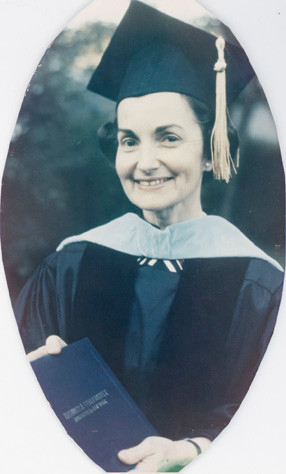 Lenore Sandel received her doctorate in education from Hofstra University in 1970. She went on to become a professor in Hofstra's School of Education, Health and Human Services for more than three decades.