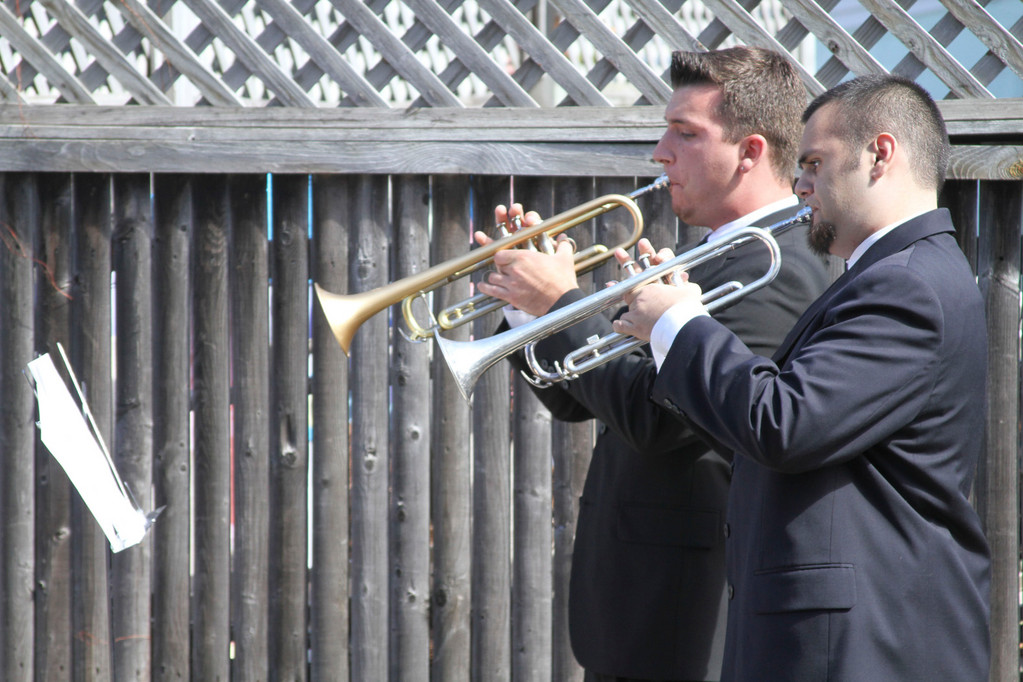 Trumpeters Justin A. 