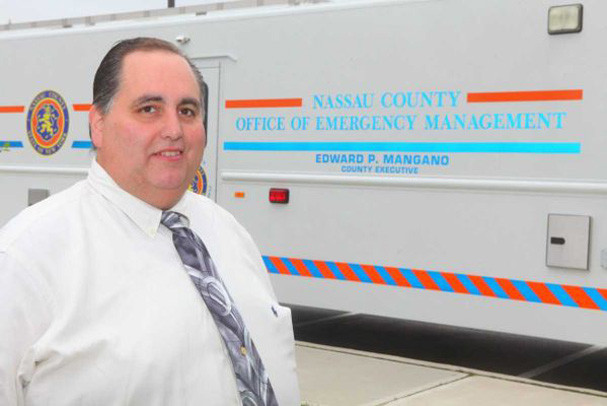 Craig Craft is the new commissioner of the Nassau County Office of Emergency Management. He is working to expand on the foundation that his predecessor, the late James Callahan III, had built.