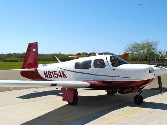 Sheridan had listed a 1995 Mooney M20J aircraft, pictured, for sale on Controller.com. It was unclear if it was the same plane that crashed in Pennsylvania on Wednesday.