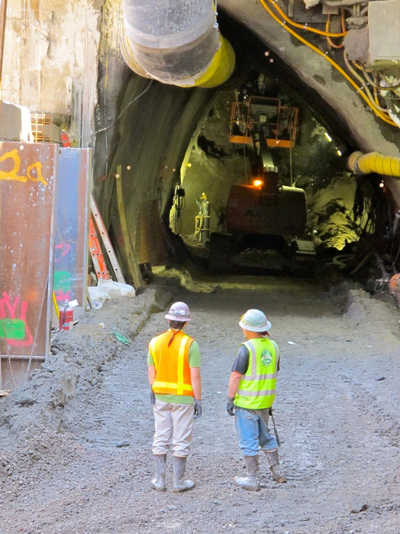 The final tunnel connecting the Queens and Manhattan sides of the ESAP is slated for breakthrough on July 16. What's next for the largest ongoing public works project in the country?
