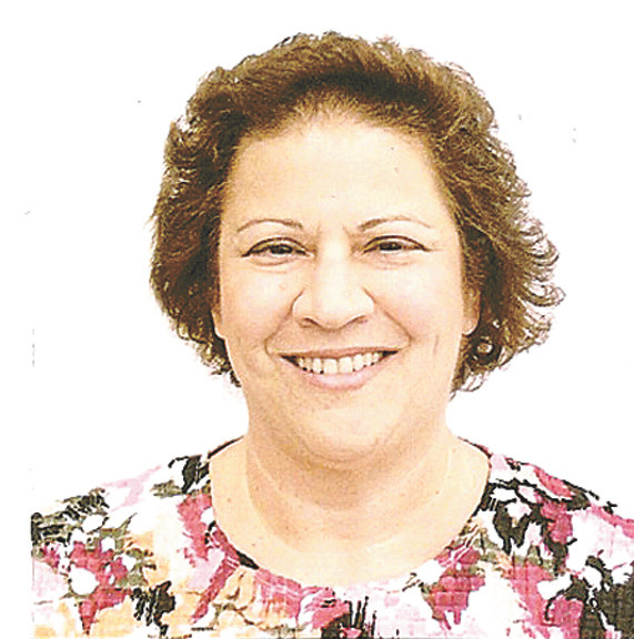 Janna Gabel, 54, was elected president after a year as first vice president of the Jewish Community Center of West Hempstead.