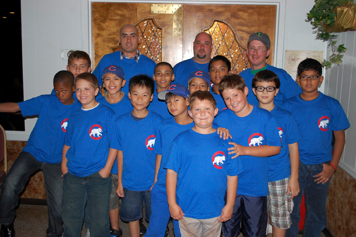 The Cubs, winners of the Valley Stream Baseball League�s David Wright division, were honored at the championship dinner last Saturday night at the VFW hall.