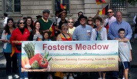 Members of Fosters Meadow.