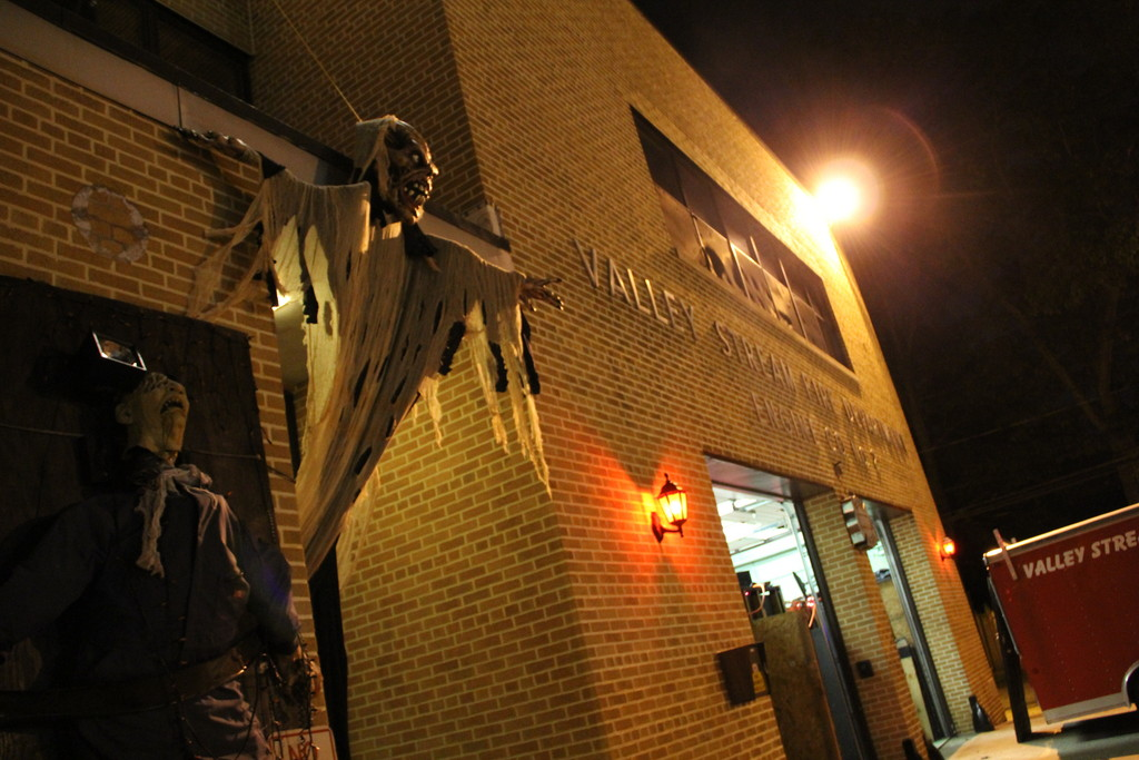 The Brooklyn Avenue Firehouse opens on Oct. 5 for the fourth annual haunted house.