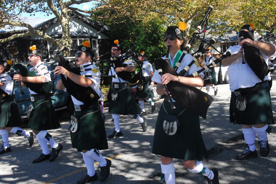 The Ancient Order of Hibernians say that they are working with the city to make Irish Day more family-friendly. Residents said that this year's changes to the parade and festival, including clearing streets earlier, will have little impact on the crowds and noise.
