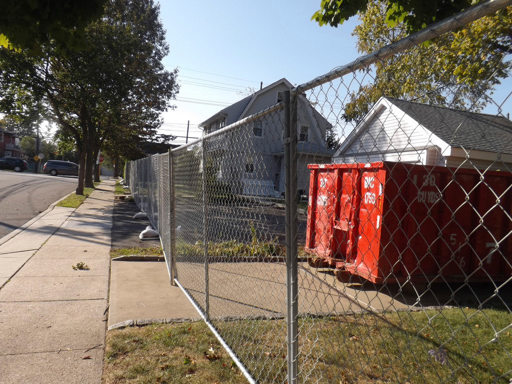 A permit to demolish three homes in Lynbrook was put on hold by the village board until further studies can be conducted.
