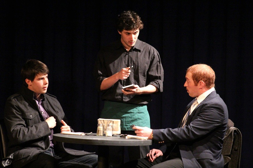 See the political drama, presented by Hofstra University's Dept. of Drama and Dance, this weekend.