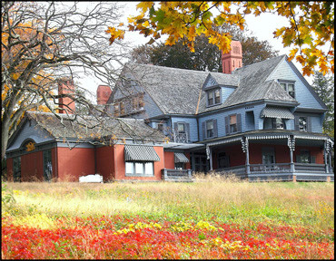 Sagamore Hill welcomes visitors to enjoy a Roosevelt-style fall festival on Oct. 20 that honors our 26th president's birthday.