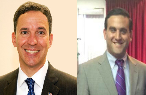 Jack Martins and Daniel Ross are the two candidates running for the New York Senate's 7th District.